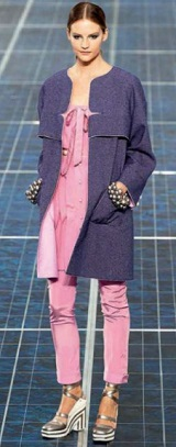 Тренды моды 2013: яркие цвета