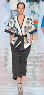 Тренды моды 2013: Восток