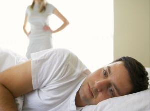 мужа раздражает жена