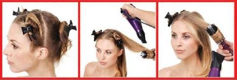 красивая кладка волос: как сделать
