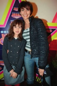 Ирина Турчинская с дочерью