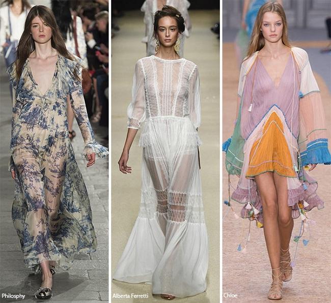 тренды моды 2016