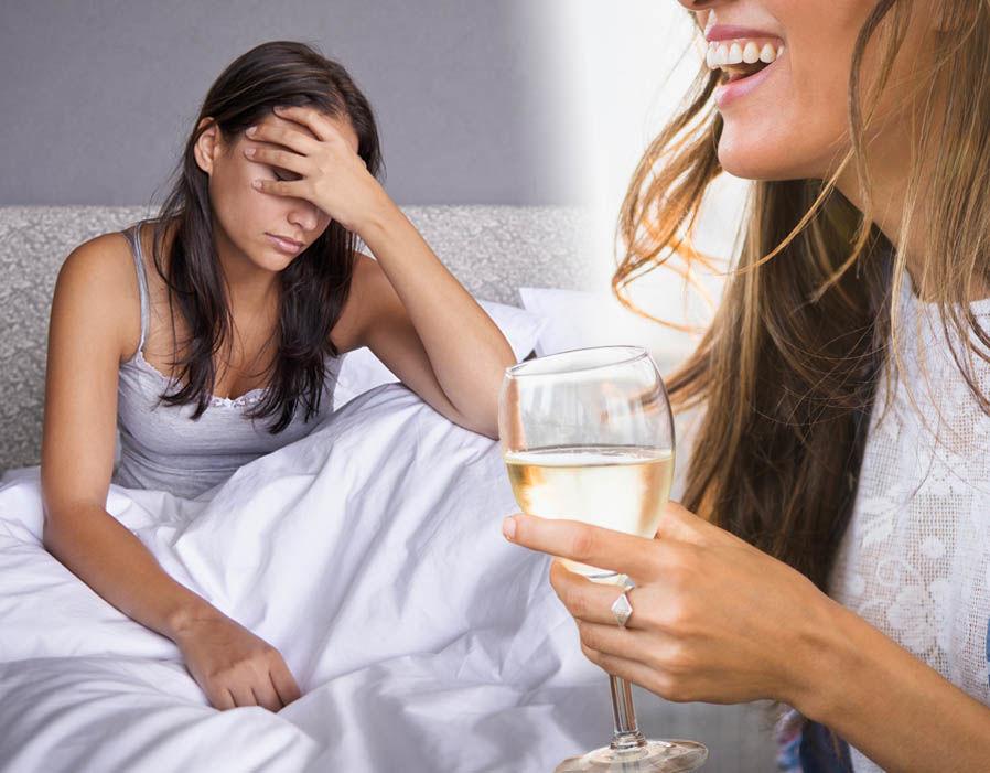 Как избавиться от похмелья