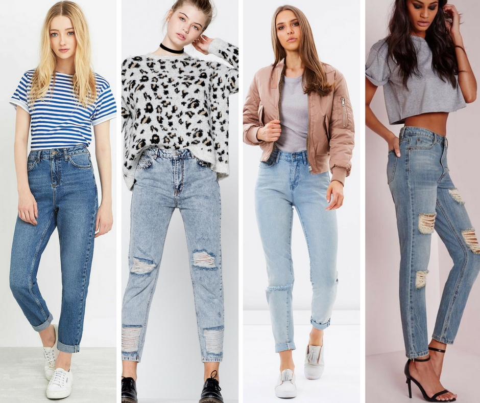 mom jeans фото