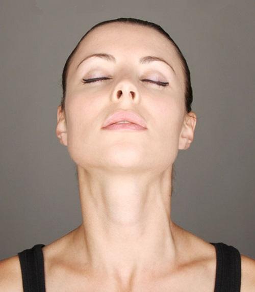 йога для лица в картинках бывает, первый